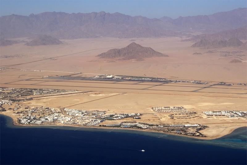 Aeroporto Sharm : Fotos des flughafens scharm el scheich